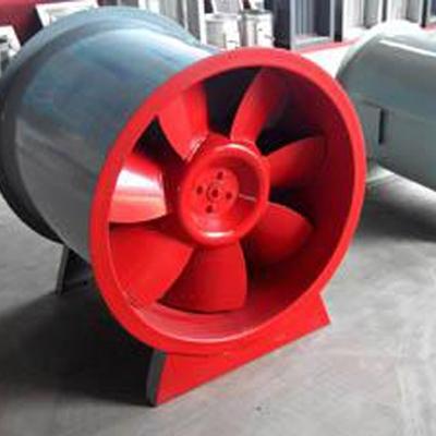 低噪声排烟风机