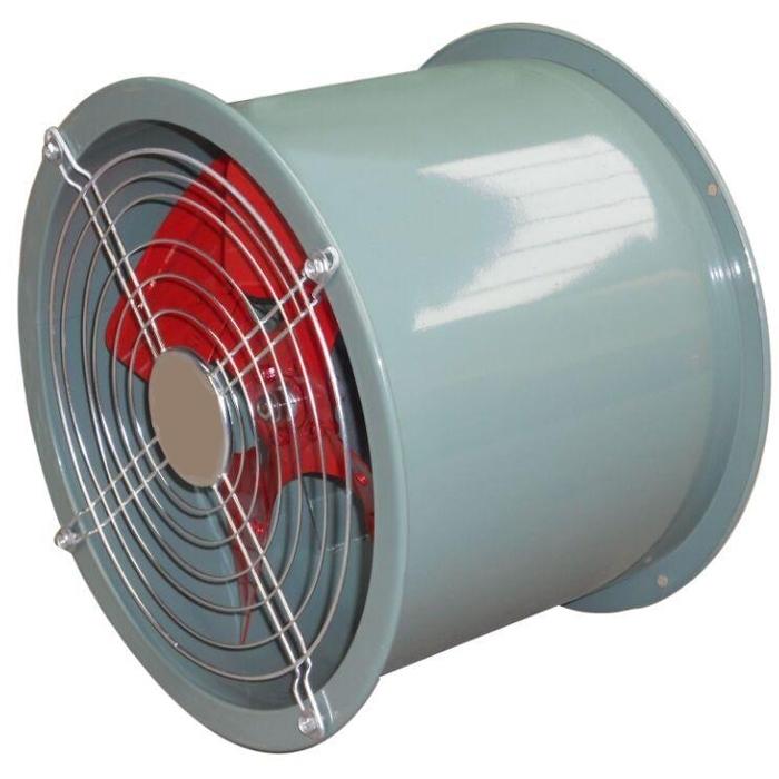 详述防腐轴流风机厂家的停机顺序是怎样的?